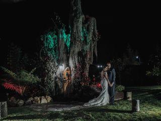 El matrimonio de Jennifer y Camilo 1