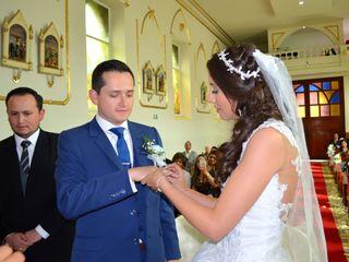 El matrimonio de Yohana y Felipe 3