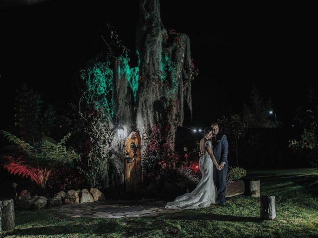 El matrimonio de Camilo y Jennifer en El Rosal, Cundinamarca 1