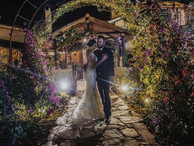 El matrimonio de Jennifer y Camilo