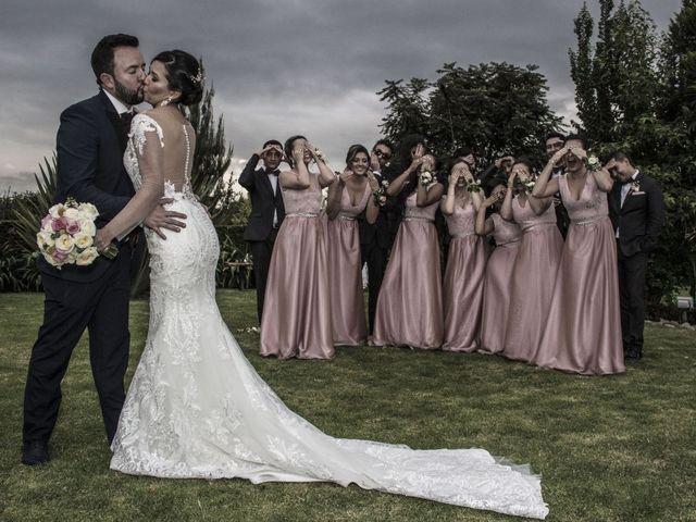 El matrimonio de Camilo y Jennifer en El Rosal, Cundinamarca 4
