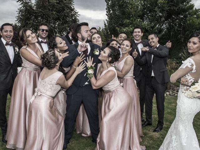 El matrimonio de Camilo y Jennifer en El Rosal, Cundinamarca 5