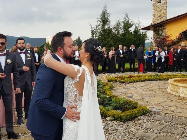 El matrimonio de Camilo y Jennifer en El Rosal, Cundinamarca 15