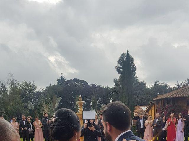 El matrimonio de Camilo y Jennifer en El Rosal, Cundinamarca 17