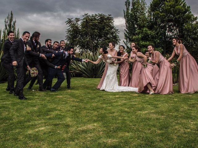 El matrimonio de Camilo y Jennifer en El Rosal, Cundinamarca 24