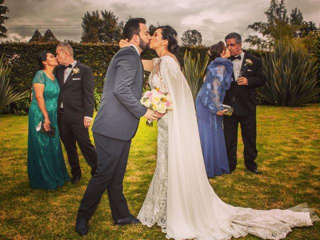 El matrimonio de Camilo y Jennifer en El Rosal, Cundinamarca 25