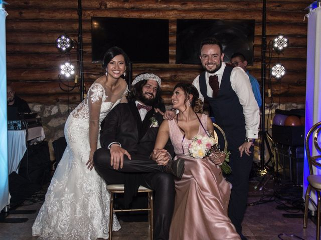 El matrimonio de Camilo y Jennifer en El Rosal, Cundinamarca 26