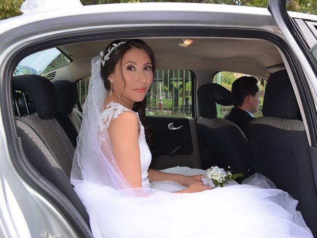 El matrimonio de Felipe y Yohana en Duitama, Boyacá 1