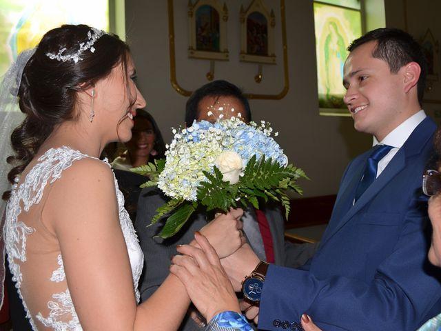 El matrimonio de Felipe y Yohana en Duitama, Boyacá 2