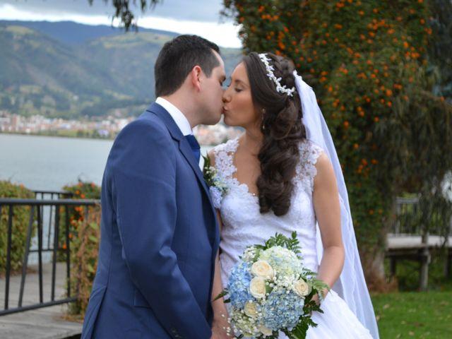 El matrimonio de Felipe y Yohana en Duitama, Boyacá 6