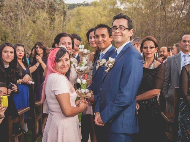 El matrimonio de Nico y Diana en Subachoque, Cundinamarca 13