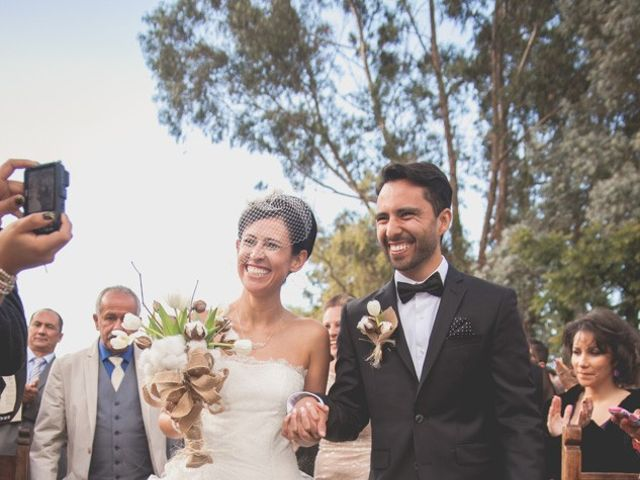 El matrimonio de Nico y Diana en Subachoque, Cundinamarca 14