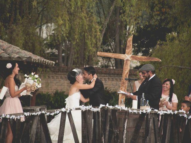 El matrimonio de Nico y Diana en Subachoque, Cundinamarca 17