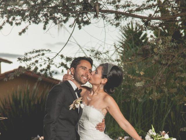 El matrimonio de Nico y Diana en Subachoque, Cundinamarca 21