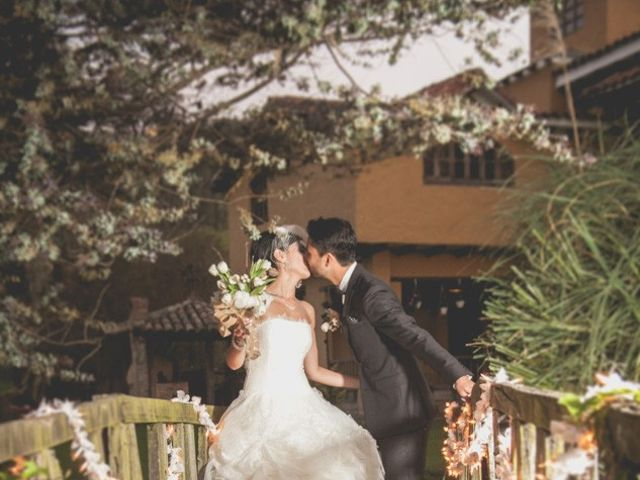 El matrimonio de Nico y Diana en Subachoque, Cundinamarca 22