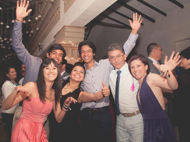 El matrimonio de Nico y Diana en Subachoque, Cundinamarca 28