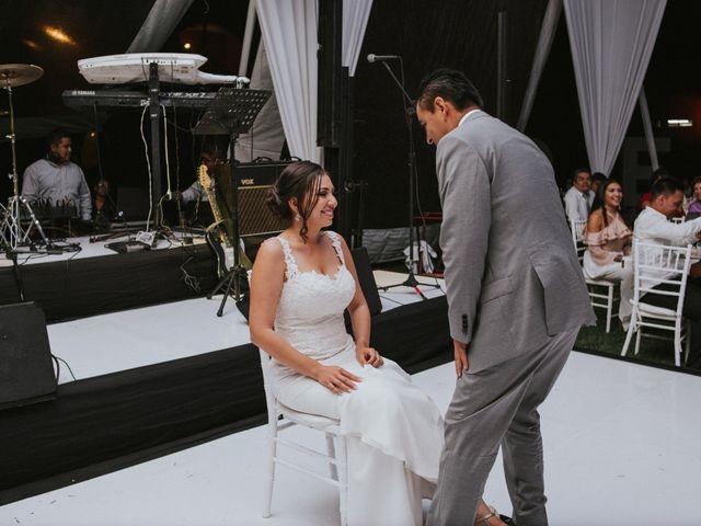 El matrimonio de Erick y Diana en Cali, Valle del Cauca 129