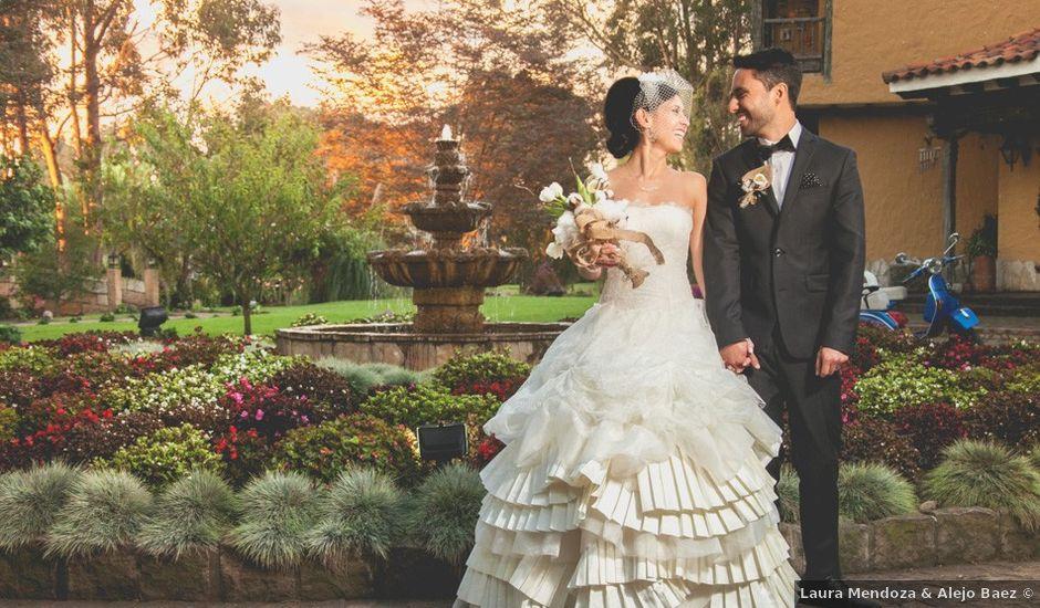 El matrimonio de Nico y Diana en Subachoque, Cundinamarca
