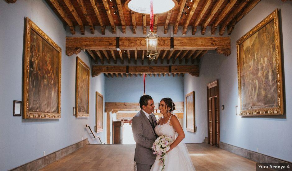 El matrimonio de Erick y Diana en Cali, Valle del Cauca
