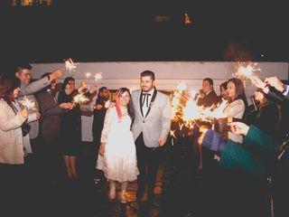 El matrimonio de Camila y Sergio