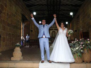El matrimonio de Lina María y Yezid