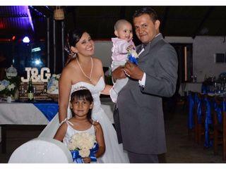 El matrimonio de Geidy y Jhon