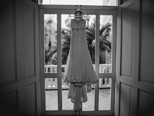 El matrimonio de Tavis y Heyleen en Cartagena, Bolívar 3