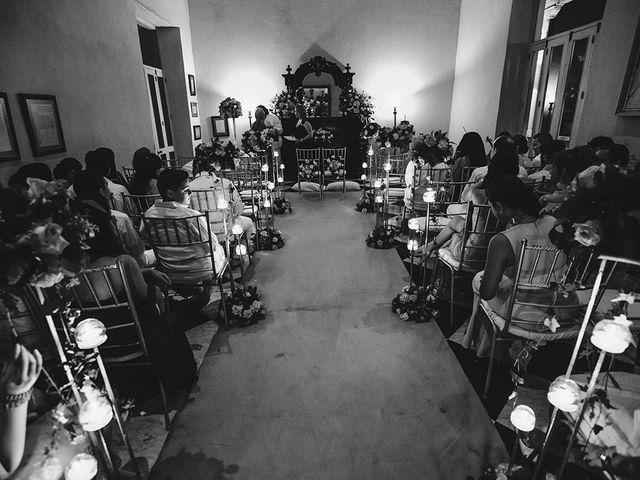 El matrimonio de Tavis y Heyleen en Cartagena, Bolívar 21
