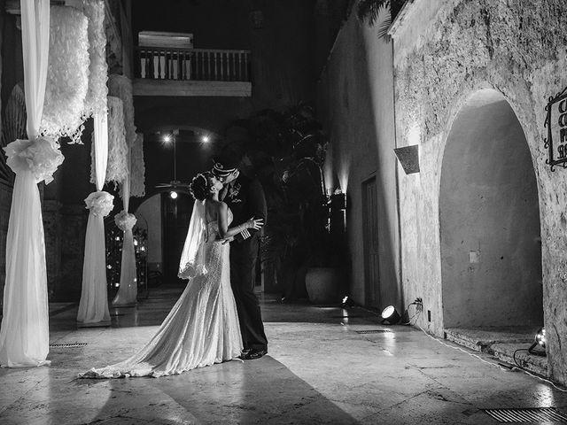 El matrimonio de Tavis y Heyleen en Cartagena, Bolívar 28