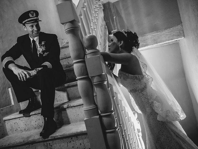 El matrimonio de Tavis y Heyleen en Cartagena, Bolívar 30