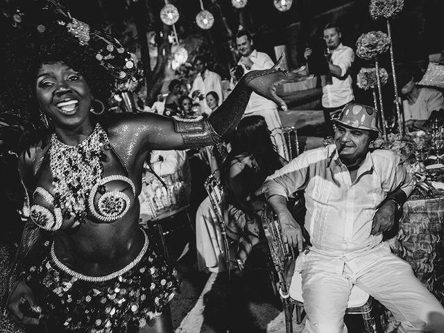 El matrimonio de Tavis y Heyleen en Cartagena, Bolívar 39