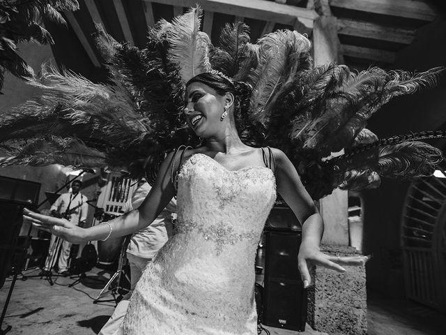 El matrimonio de Tavis y Heyleen en Cartagena, Bolívar 40