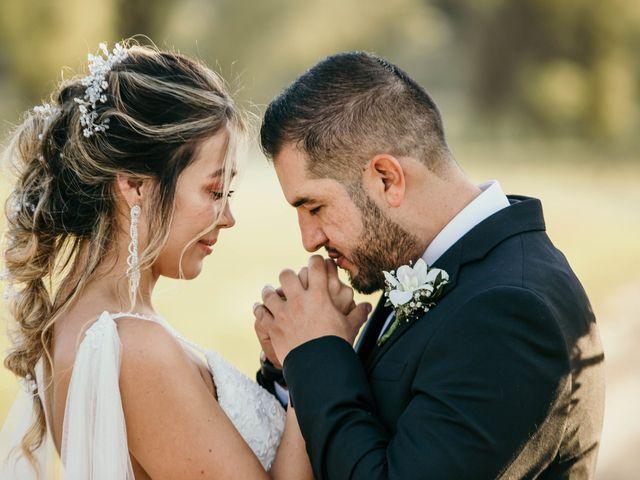 El matrimonio de Esteban y Yurany en Marinilla, Antioquia 6