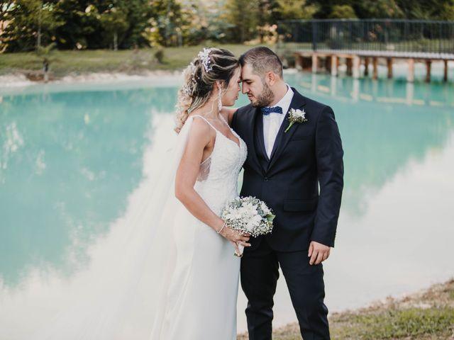 El matrimonio de Esteban y Yurany en Marinilla, Antioquia 11