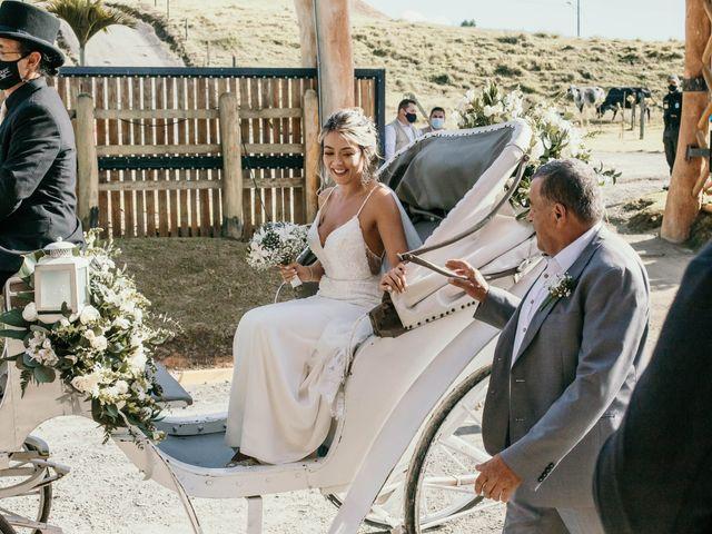 El matrimonio de Esteban y Yurany en Marinilla, Antioquia 25