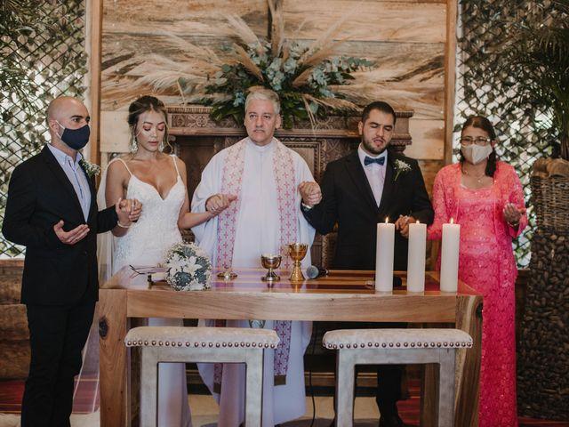 El matrimonio de Esteban y Yurany en Marinilla, Antioquia 36