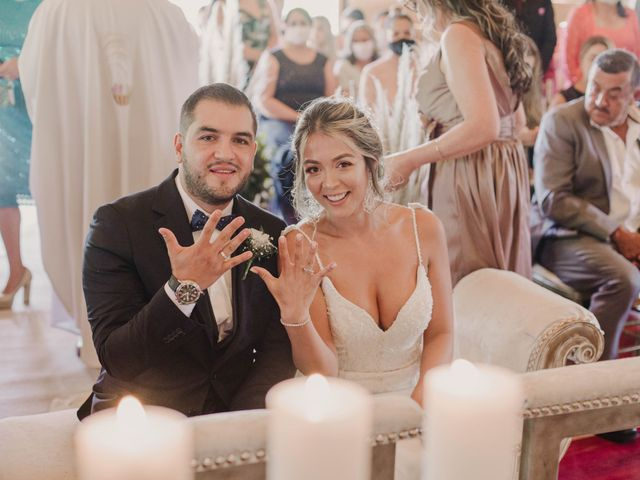 El matrimonio de Esteban y Yurany en Marinilla, Antioquia 37