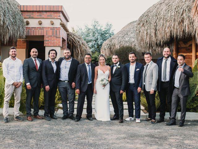 El matrimonio de Esteban y Yurany en Marinilla, Antioquia 43