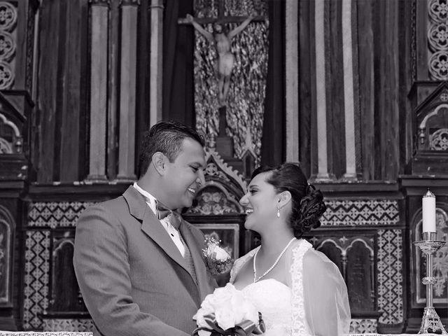 El matrimonio de Jhon y Geidy en San Agustín, Huila 3