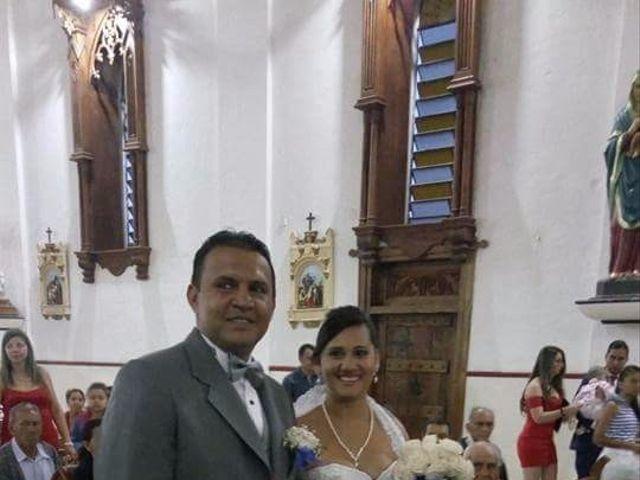 El matrimonio de Jhon y Geidy en San Agustín, Huila 4