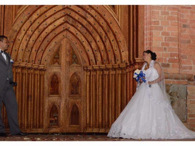 El matrimonio de Jhon y Geidy en San Agustín, Huila 2