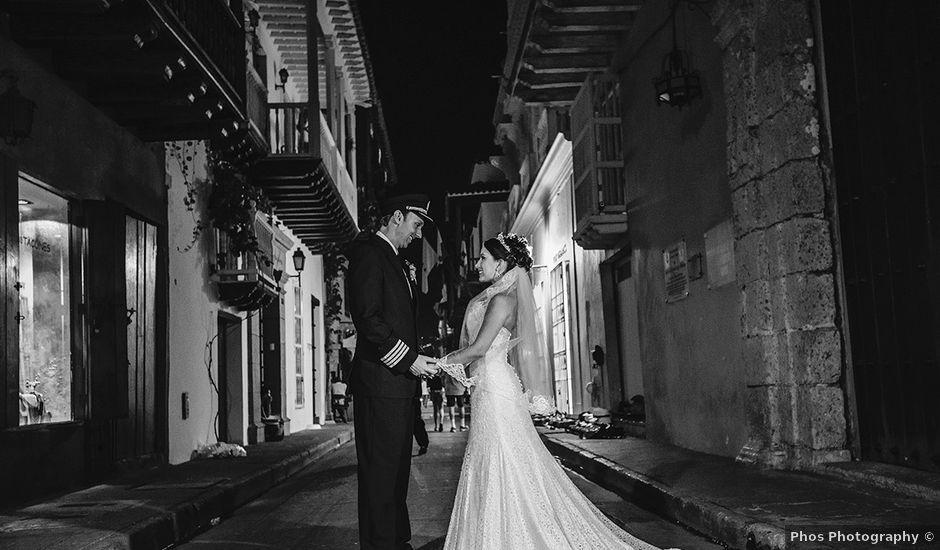 El matrimonio de Tavis y Heyleen en Cartagena, Bolívar