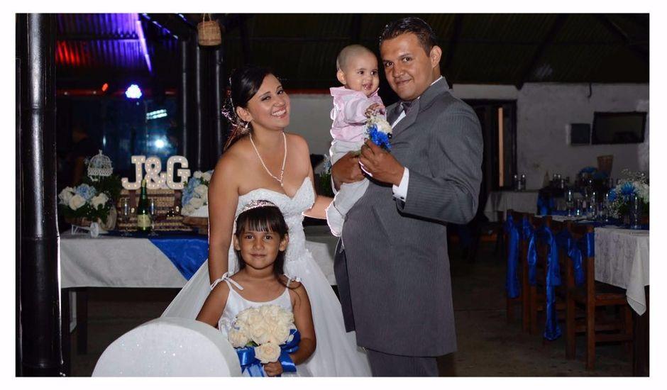 El matrimonio de Jhon y Geidy en San Agustín, Huila