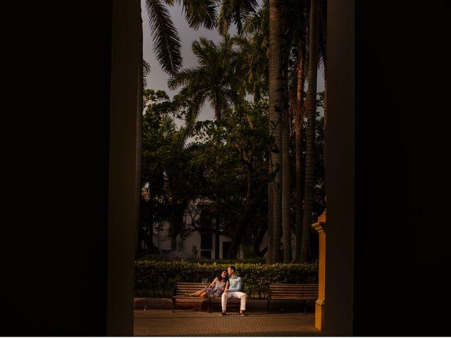 El matrimonio de Ryan y Wendy en Cartagena, Bolívar 1