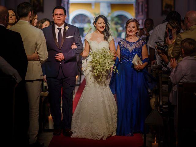 El matrimonio de Ryan y Wendy en Cartagena, Bolívar 24