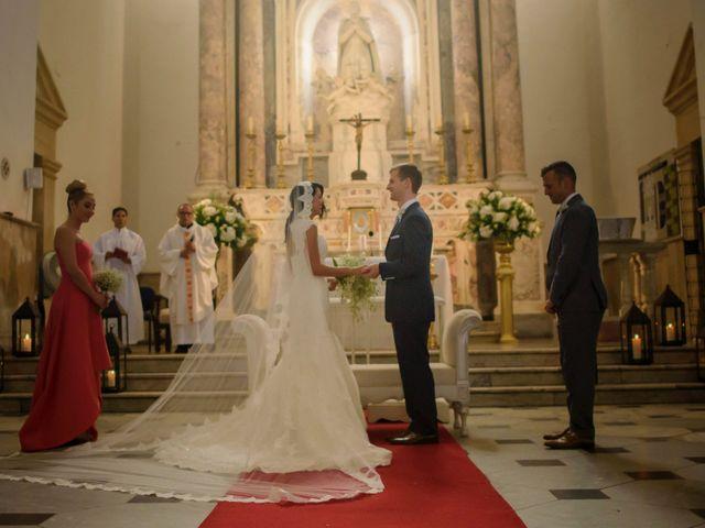 El matrimonio de Ryan y Wendy en Cartagena, Bolívar 25