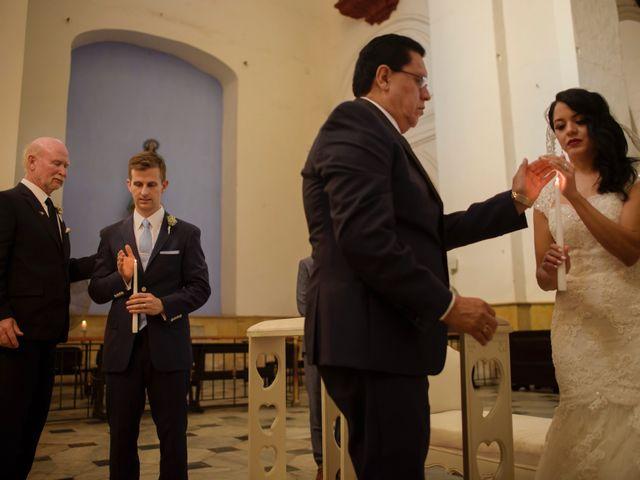 El matrimonio de Ryan y Wendy en Cartagena, Bolívar 31