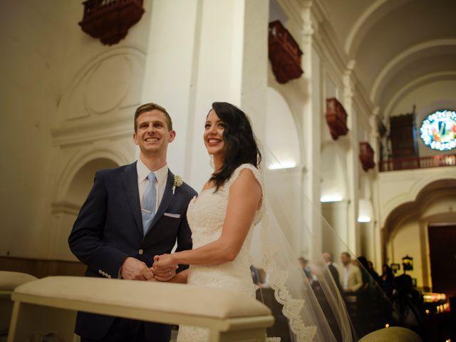El matrimonio de Ryan y Wendy en Cartagena, Bolívar 32