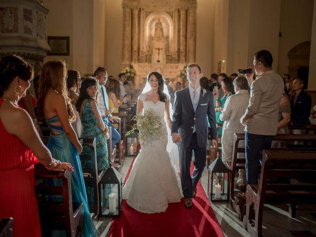 El matrimonio de Ryan y Wendy en Cartagena, Bolívar 36
