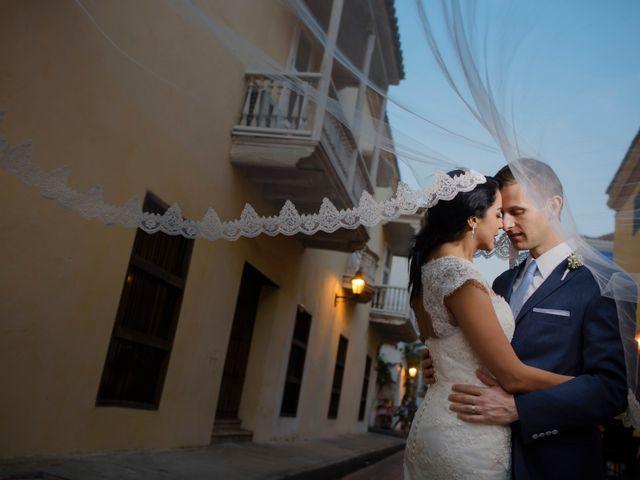 El matrimonio de Ryan y Wendy en Cartagena, Bolívar 39